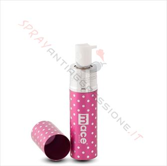 Immagine di Spray al peperoncino MACE Exquisite Purse Pink Pois
