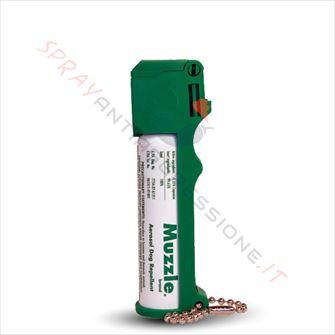 Immagine di Spray al peperoncino MACE Muzzle Canin Repellent (Repellente per animali)