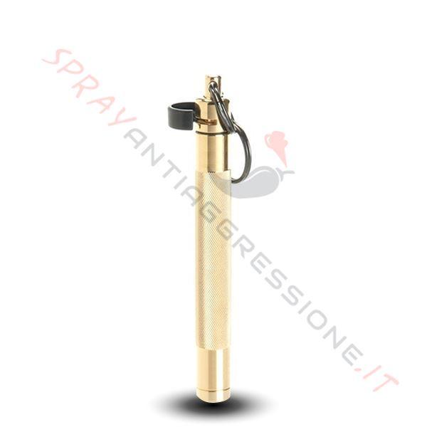 Immagine di Spray al peperoncino ASP Key Defender Oro/Giallo