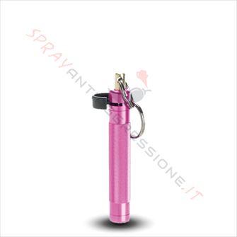 Immagine di Spray al peperoncino ASP Palm Defender Rosa
