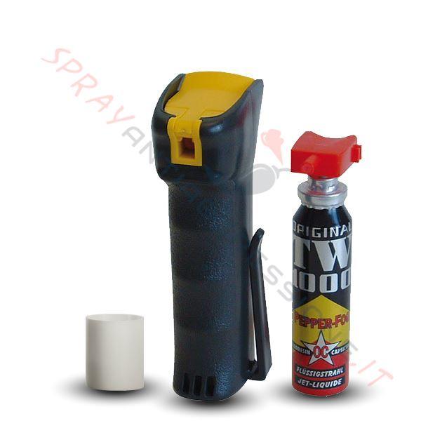 Immagine di Spray al peperoncino TW 1000 Man Professional