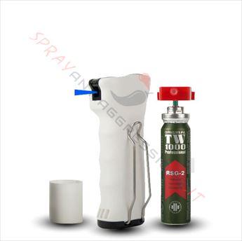 Immagine di Spray al peperoncino TW 1000 RSG 2 Bianco