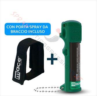 Immagine di Spray al peperoncino MACE Muzzle Canin Repellent (Repellente per animali) con fondina