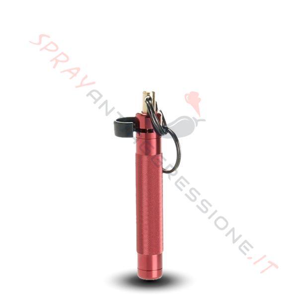 Immagine di Spray al peperoncino ASP Palm Defender Rosso