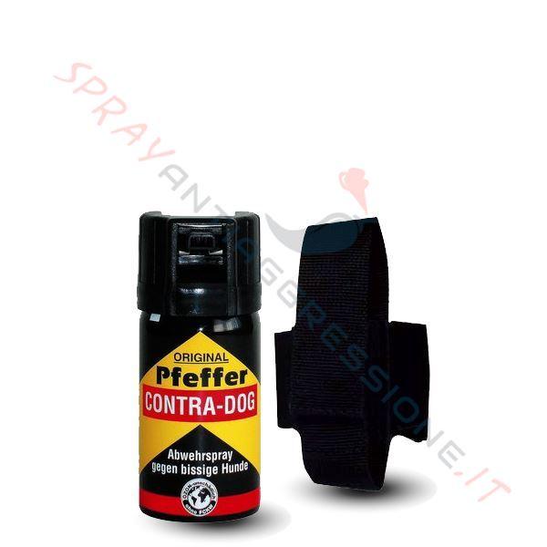 Immagine di Spray al peperoncino TW 1000 Contra DOG (con fondina)