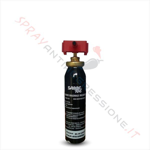 Immagine di Ricarica OC al peperoncino per Spray SABRE GTM3000