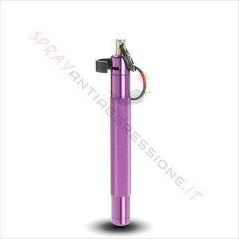 Immagine di Spray al peperoncino ASP Key Defender Viola