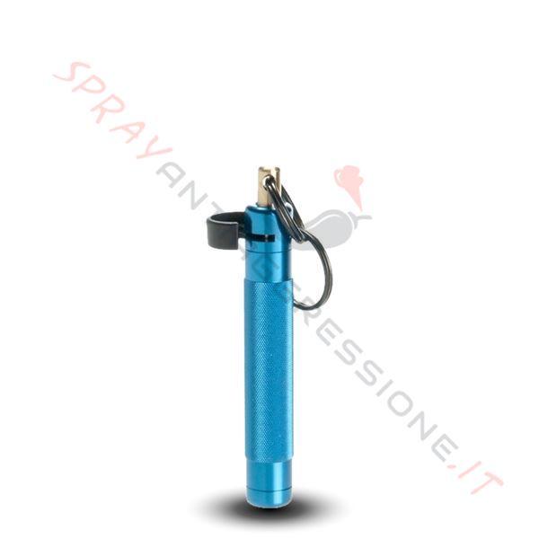 Immagine di Spray al peperoncino ASP Palm Defender Blu