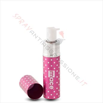 Immagine di Spray al peperoncino MACE Exquisite Purse Pink Pois