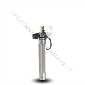 Immagine di Spray al peperoncino ASP Palm Defender Silver/Grigio