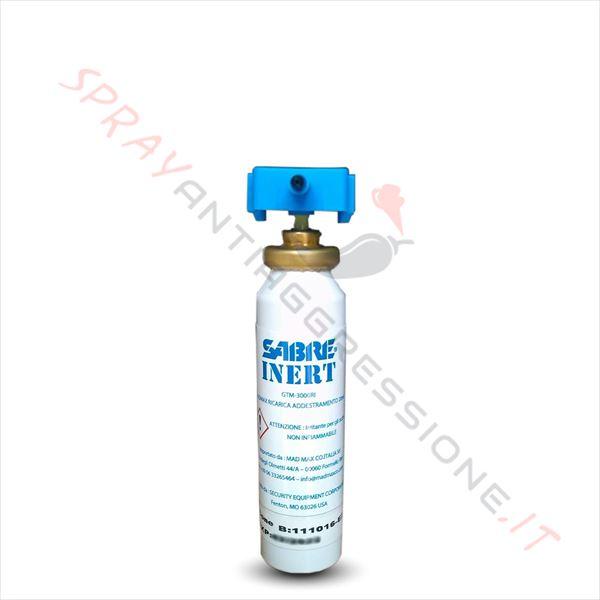 Immagine di Ricarica TEST inerte per Spray al peperoncino SABRE GTM3000