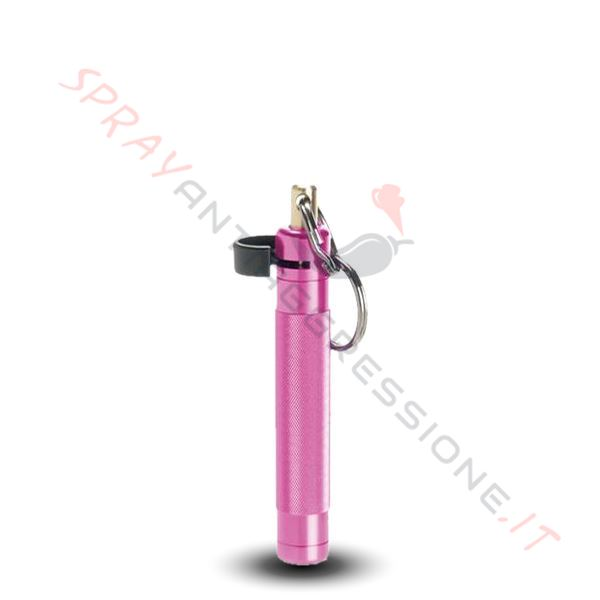 Immagine di Spray al peperoncino ASP Palm Defender Rosa