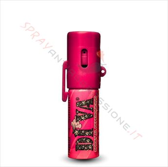 Immagine di Spray al peperoncino DIVA Base Pink