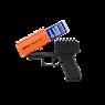 Immagine di Pistola Spray al peperoncino MACE Pepper Gun 2 Nera